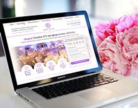 Landing page Свадебного агентства