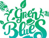 """GreenBlues Festival"" ID"