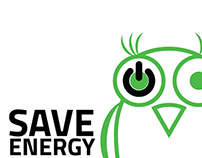 Save Energy Campaign | Revolution Flame