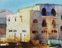 Watercolors 2011