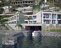 Villa by the Lago Maggiore | Ticino Switzerland