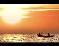 Vodafone - Telefonla değil Vodafone'la / Balıkçı