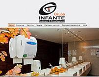 Web Site Grupo Infante