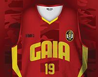 Basketball Jerseys Porto (ABP Teams) - Proposal