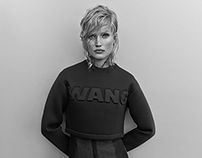 Harpers Bazaar Spain - 2014 - Toni Garrn