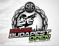 Graphic design - Budapest Open IPSC challenge