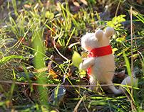 Little Moomin In October World