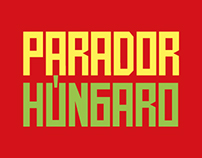 Parador Hungaro – Label