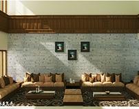 Living Area -2013 Calicut, India