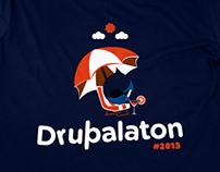 Drupalaton 2013 - T-Shirt