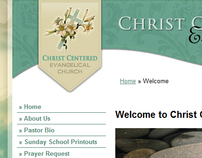 CCEGC - Christ Centered Evangelical Church