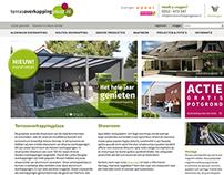 Terrasoverkappingplaza | Webshop