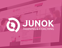 JUNOK - Branding, Web Design & Development