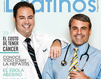 D'Latinos Magazine Sept - Health Issue - Cover Story