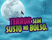Terror sem susto no bolso