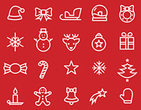 Christmas Icons 2014 - for free