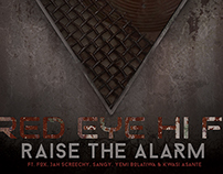Red Eye HiFi - Raise The Alarm NB Audio EP Cover