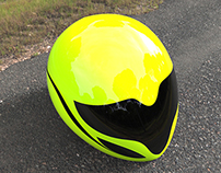 S.H.S. (Safer Helmet Study)