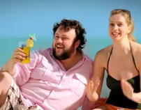 Travelocity Beach Commercial