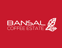 BANSAL COFFEE ESTATE BRANDING