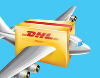 DHL Illustrations