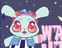 Character Concept - NuNu Bunny