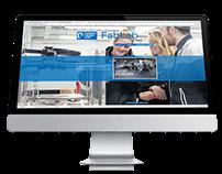 FabLab Website Design