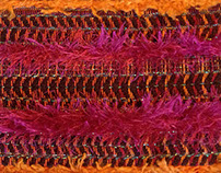 Hand Weaving: Color Effects