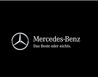 MERCEDES-BENZ—LOGOANIMATION