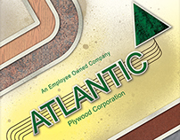 Atlantic Plywood Product Catalog Cover Concepts