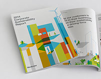 Steelcase 2014 Sustainability Report