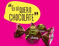 Sonho de Valsa - Eu só quero CHOCOLATE