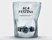 Festina Profundo | Packaging
