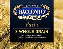 Racconto 8 Whole Grain Pasta