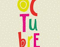 October Agenda · Centro Cultural de España