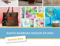 Santa Barbara Design Studio Summer 2014 Catalog