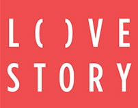 Book Cover Redesign: Love Story