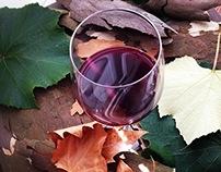 Wine list design + creative concept