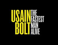 Usain Bolt The Fastest Man Alive