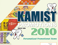 Kamist Promotions Promo Materials