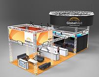 Flagship Trade Show Exhibit: GlobalMed