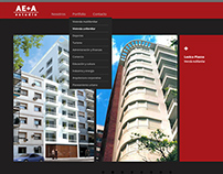 Website | Arquitectos Etcheverri & Asociados