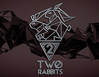 LOGO - TWO RABBITS