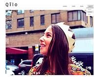 """""""Qilo"""" online store"""