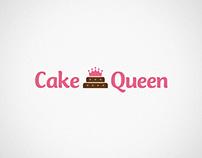 Cake Queen Logo