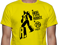 High Type Robot T-Shirt