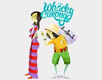 Whacky Cukong T-Shirt