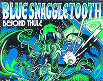 """Beyond Thule"" Gatefold LP for Blue Snaggletooth"