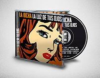 CD Cover for La Bicha