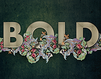 Too Bold // DIGITAL ART